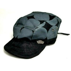 VANS Off The Wall Military Style Army Cap -Adj
